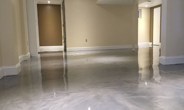basement epoxy Kansas