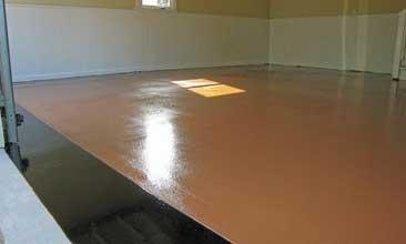 commercial epoxy floor coating
