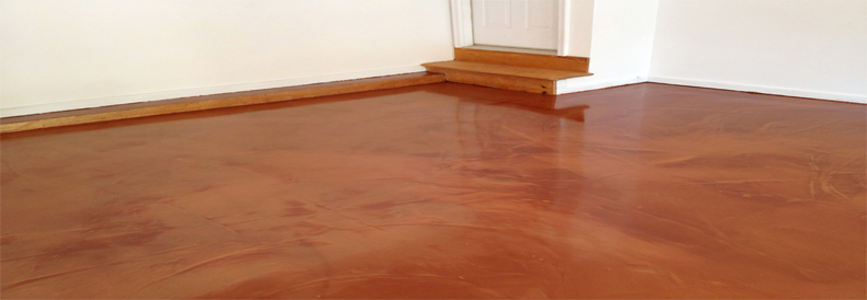 Maintaining Epoxy Flooring