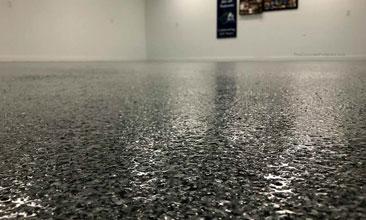 Basement Concrete Floor Epoxy
