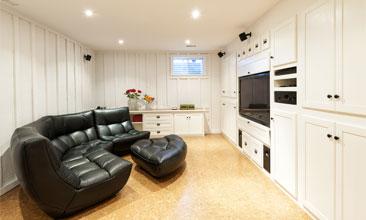 epoxy floor finish for basement